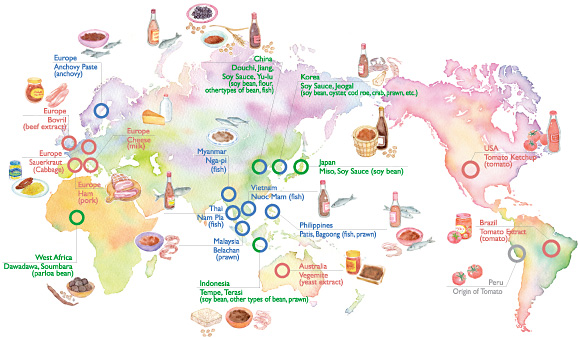 Food Around The World We Have Everything You Need On Food